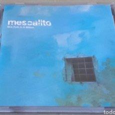 CDs de Música: CD - MESCALITO - ONE PATH IN A MILLION - MADE IN ENGLAND - MESCALITO. Lote 178718917