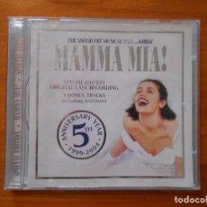 CDs de Música: CD MAMMA MIA! - SPECIAL EDITION - ORIGINAL CAST RECORDING (5S). Lote 178722955