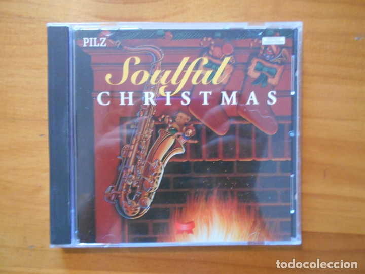 CD SOULFUL CHRISTMAS (5T) (Música - CD's Jazz, Blues, Soul y Gospel)