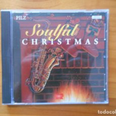 CDs de Música: CD SOULFUL CHRISTMAS (5T). Lote 178724196