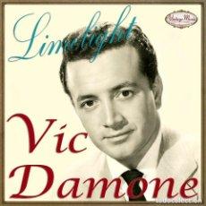 CDs de Música: VIC DAMONE - LIMELIGHT. Lote 178725415