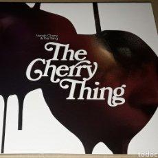 CDs de Música: CD - NENEH CHERRY & THE THING - THE CHERRY THING - NENEH CHERRY - MADE IN GERMANY - CHERRY. Lote 178725790