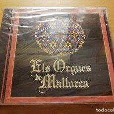 CDs de Música: ELS ORGUES DE MALLORCA (CD PRECINTADO) // LOS ÓRGANOS DE MALLORCA. Lote 238061975