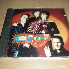 CDs de Música: OLE OLE CD HISPAVOX 1992-CIUDAD JARDIN-MECANO-MONICA NARANJO (COMPRA MINIMA 15 EUR). Lote 178729208