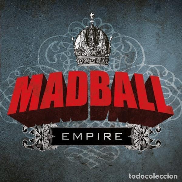 MADBALL - EMPIRE (Música - CD's Rock)