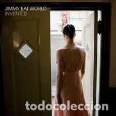 CDs de Música: JIMMY EAT WORLD - INVENTED. Lote 178731012