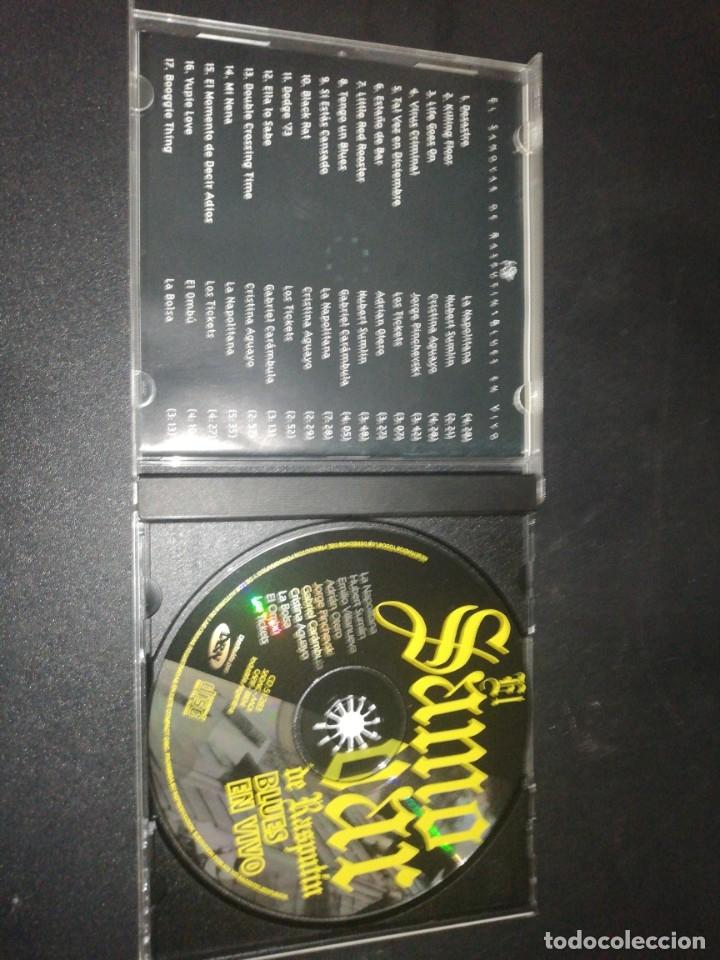CDs de Música: El samovar de Rasputin, blues en vivo, adrian otero, Humbert sumlin, etc. - Foto 2 - 178740955