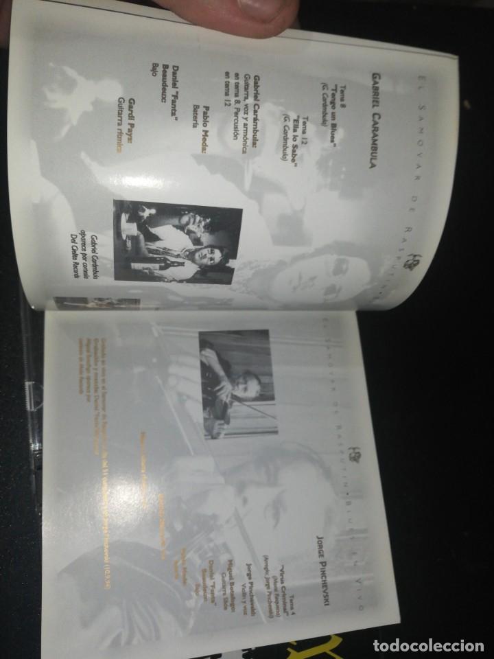CDs de Música: El samovar de Rasputin, blues en vivo, adrian otero, Humbert sumlin, etc. - Foto 4 - 178740955