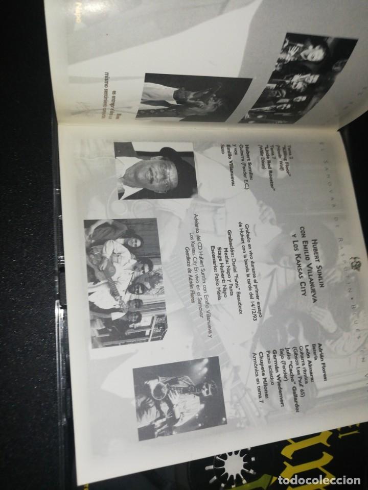 CDs de Música: El samovar de Rasputin, blues en vivo, adrian otero, Humbert sumlin, etc. - Foto 6 - 178740955