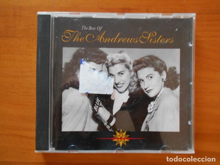 CD THE BEST OF THE ANDREWS SISTERS (5V) (Música - CD's Jazz, Blues, Soul y Gospel)