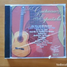 CDs de Música: CD LA GUITARRA ESPAÑOLA VOL. 4 (5W). Lote 178753145