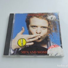 CDs de Música: SIMPLY RED MEN AND WOMEN CD. Lote 178757285