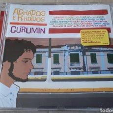 CDs de Música: CD - ACHADOS E PERDIDOS - CURUMIN. Lote 178757288