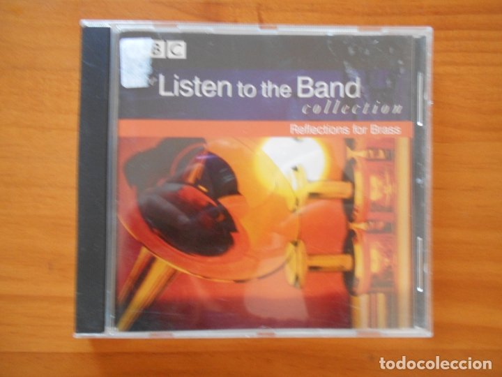 CD THE LISTEN TO THE BAND COLLECTION - REFLECTIONS FOR BRASS (6D) (Música - CD's Jazz, Blues, Soul y Gospel)