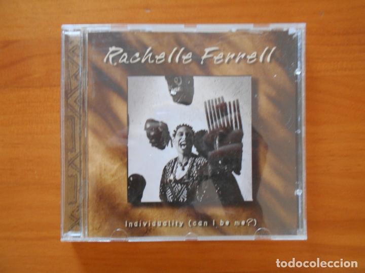 CD RACHELLE FERRELL - INDIVIDUALITY (CAN I BE ME?) (6E) (Música - CD's Jazz, Blues, Soul y Gospel)
