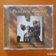CDs de Música: CD RACHELLE FERRELL - INDIVIDUALITY (CAN I BE ME?) (6E). Lote 178760538