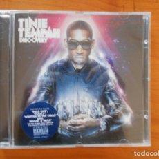 CDs de Música: CD TINIE TEMPAH - DISC-OVERY (6G). Lote 178765087