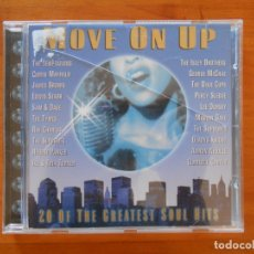 CDs de Música: CD 20 SOUL CLASSICS - MOVE ON UP (6I). Lote 178766328