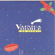 CD de Música: MIGUEL BOSE & VAINICA DOBLE ¡OH JESUS! CD SINGLE PROMOCIONAL MUY RARO SOLO PARA COLECCIONISTAS. Lote 214609750
