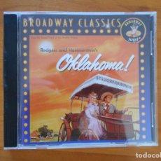 CDs de Música: CD OKLAHOMA! - ORIGINAL MOVIE SOUNDTRACK RECORDING (6M). Lote 178774375