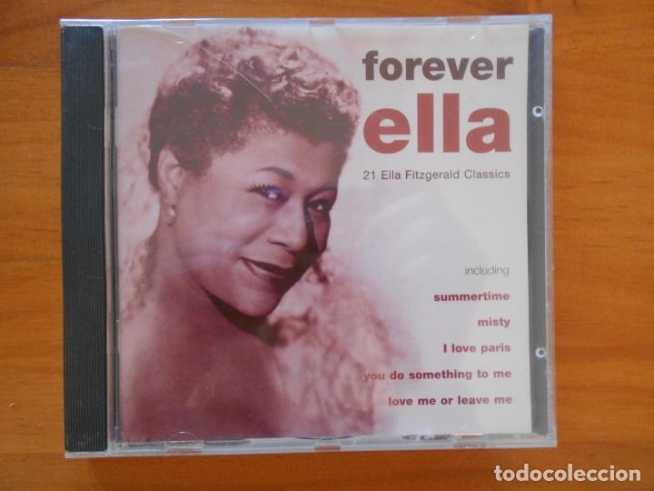 CD ELLA FITZGERALD - FOREVER ELLA (6M) (Música - CD's Jazz, Blues, Soul y Gospel)