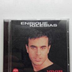 CDs de Música: ENRIQUE IGLESIAS. VIVIR - CD. Lote 178779456