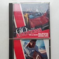 CDs de Música: EMOTIONS 60´S Y 70´S - 2 CD. Lote 178779688