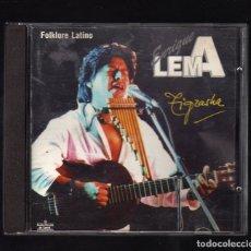 CDs de Música: ENRIQUE LEMA (TIGRASHA) - AUDIO-VISUALS DE SARRIÀ, 1996 -. Lote 178780160