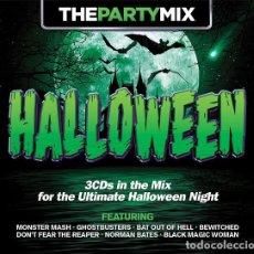 CDs de Música: THE PARTY MIX HALLOWEEN - NUEVO Y PRECINTADO. Lote 178781647