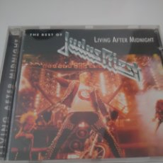 CDs de Música: JUDAS PRIEST CD THE BEST OF. Lote 178793040
