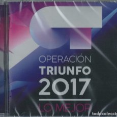 CDs de Música: OPERACION TRIUNFO CD VOL. 1, 2017 *NUEVO Y PRECINTADO* ( COMPRA MINIMA 15 EUROS). Lote 178800347
