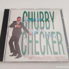 CDs de Música: CHUBBY CHECKER. TWISTIN' THE HITS. CD. Lote 178802887