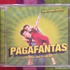 CDs de Música: B.S.O. PAGAFANTAS - CD 2009 (HEROES DEL SILENCIO). Lote 178803941