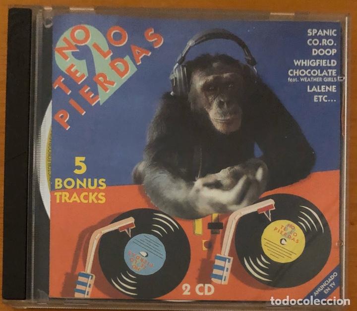 CD NO TE LO PIERDAS 2 (Música - CD's Disco y Dance)
