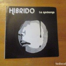 CDs de Música: HÍBRIDO LA NOCTURNA DEMO MAQUETA 6 CANCIONES. Lote 178823612