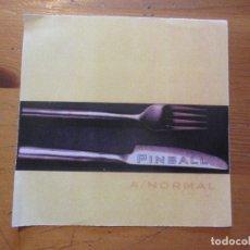 CDs de Música: PINBALL A/NORMAL DEMO MAQUETA 1999. Lote 178823708