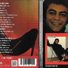 CDs de Música: JOHNNY MATHIS - YOU LIGHT UP MY LIFE / MATHIS MAGIC. Lote 178827186
