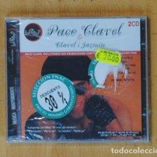 CDs de Música: PACO CLAVEL & CLAVEL I JAZMIN - PACO CLAVEL & CLAVEL I JAZMIN - CD. Lote 178840655