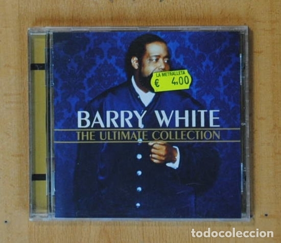 Barry White Ultimate Collection: The Ultimate Collection