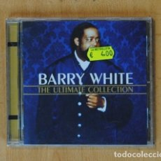 CDs de Música: BARRY WHITE - THE ULTIMATE COLLECTION - CD. Lote 178840670