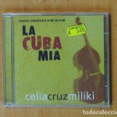 CDs de Música: VARIOS - LA CUBA MIA - CD. Lote 178840733