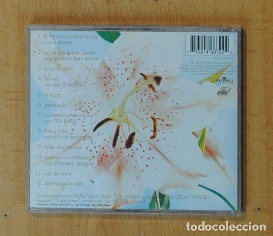CDs de Música: ANA BELEN - MIRAME - CD - Foto 2 - 178840982