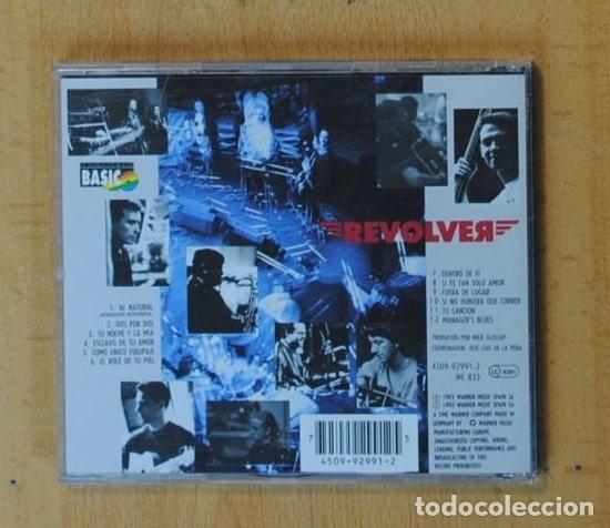 CDs de Música: REVOLVER - BASICO - CD - Foto 2 - 178841035