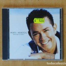 CDs de Música: MIKEL HERZOG - BIENVENIDOS AL PARAISO - CD. Lote 178841063