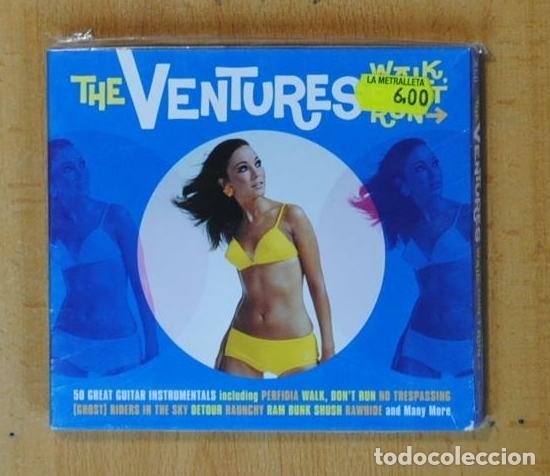 THE VENTURES - WALK DON´T RUN - 2 CD (Música - CD's Pop)