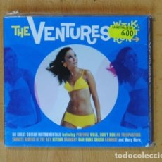 CDs de Música: THE VENTURES - WALK DON´T RUN - 2 CD. Lote 178841075