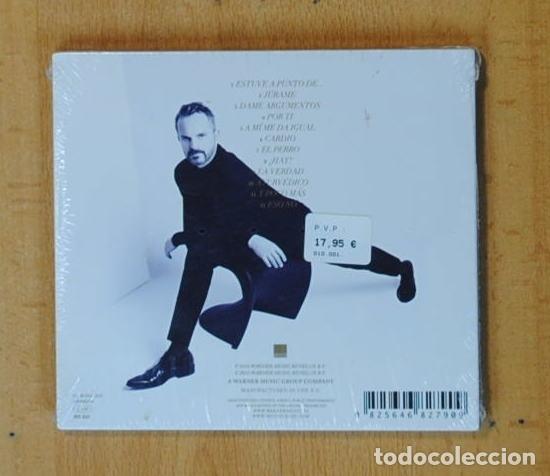CDs de Música: MIGUEL BOSE - CARDIO - CD - Foto 2 - 178841087