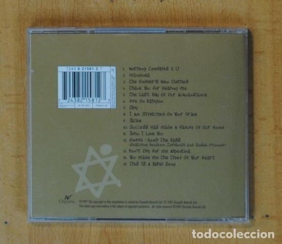 CDs de Música: SINEAD O´CONNOR - SO FAR... THE BEST OF - CD - Foto 2 - 178841106
