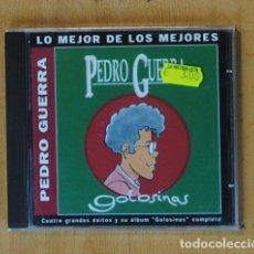 CDs de Música: PEDRO GUERRA - GOLOSINAS - CD. Lote 178841147