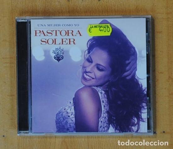 PASTORA SOLER - UNA MUJER COMO YO - CD (Música - CD's Pop)